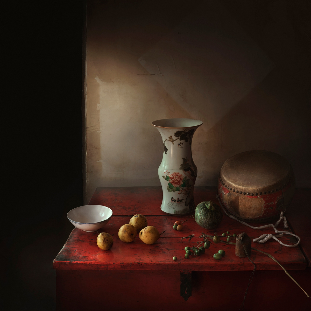 Still Life Photography by Yang Bin